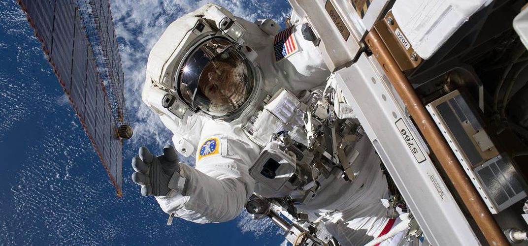 Caption: Nine Travel Tips from Astronauts