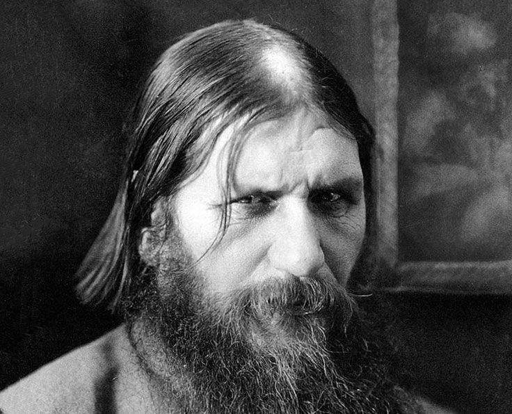 How does the killing of the so-called Mad Monk fit into the larger picture  of the Russian Revolution?