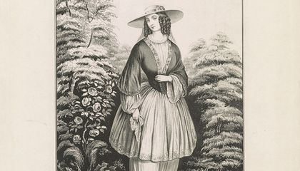 Amelia Bloomer Didn't Mean to Start a Fashion Revolution, But Her Name Became Synonymous With Trousers