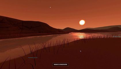 "NASA's New Exoplanet Travel Bureau Lets You ""Tour"" Far-Distant Planets In 360 Degrees"