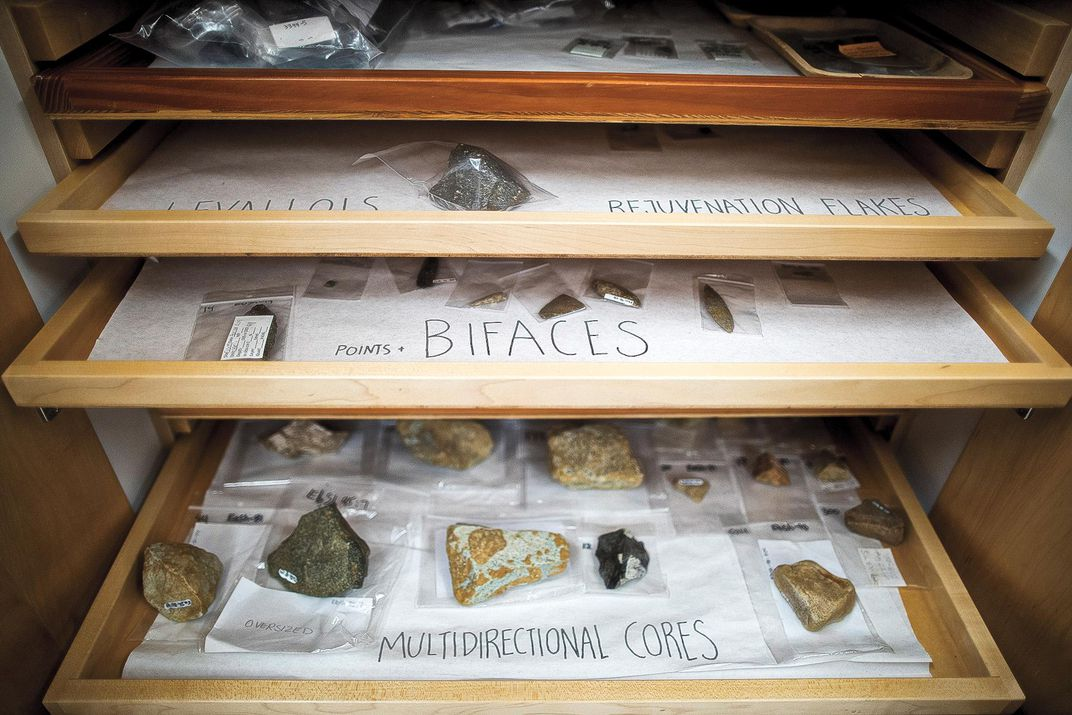 Shelved Artifacts