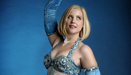 Belly Dancing After Dark at the Freer and Sackler Galleries