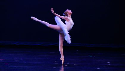 Ballerinas' Brains Are Desensitized to Dizziness