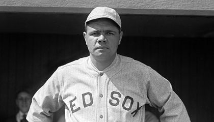 When Babe Ruth and the Great Influenza Gripped Boston