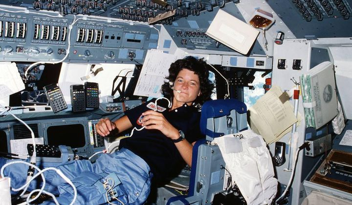 Sally Ride's Legacy for Women in STEM