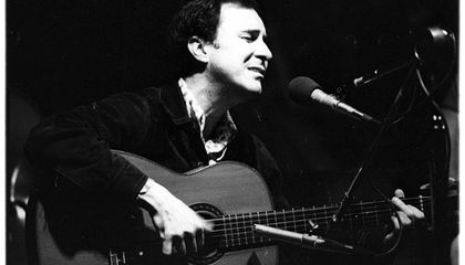 Bossa Nova Became a Turning Point in Brazilian Culture. João Gilberto Helped Launch It