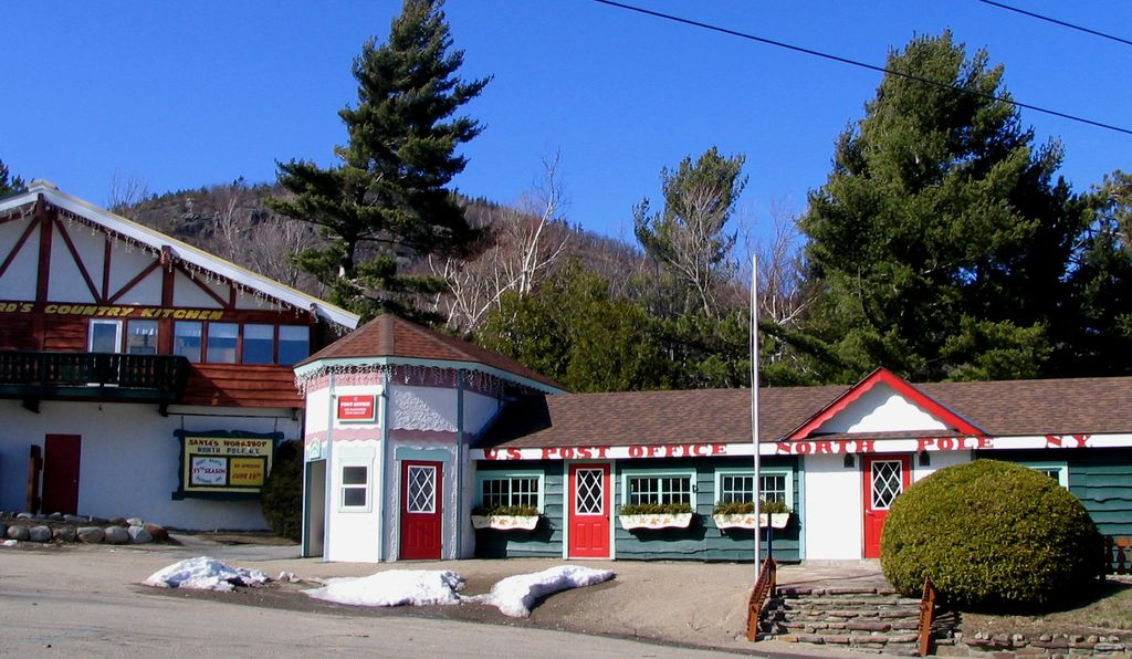 Santa's Workshop at North Pole, New York