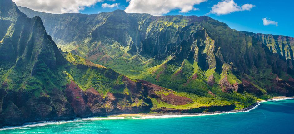 Discovering Hawai'i: A Tailor-Made Journey to Four Islands <p>Immerse yourself in the natural splendor of Hawai'i as you explore four islands, venturing to emerald jungles and volcanic peaks and experiencing the islands' history and cultural heritage firsthand. </p>