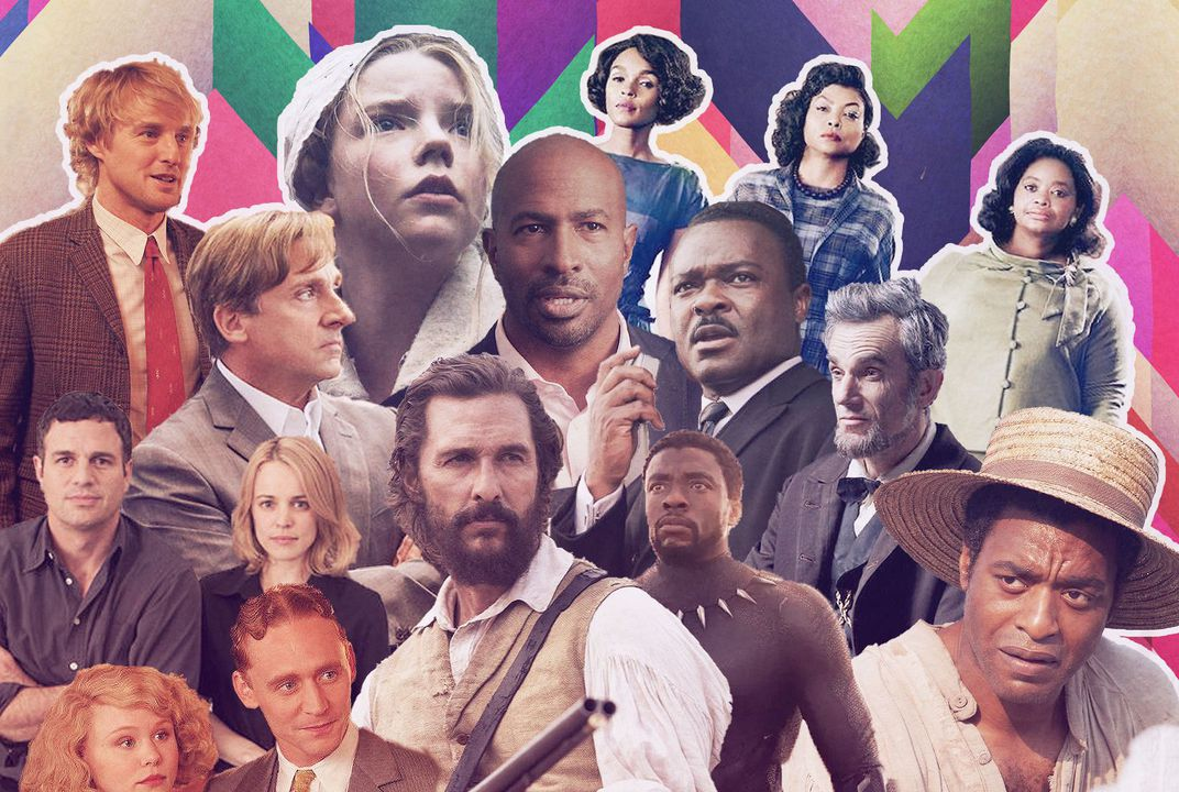 What Were the Best History Movies of the Decade?