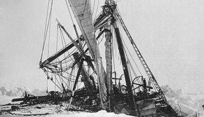 Antarctic Research Ship to Search for Wreck of Shackleton's 'Endurance'