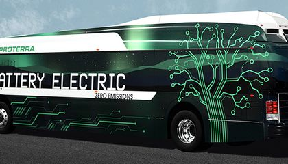 Can This Electric Bus Really Go 350 Miles On a Single Charge?