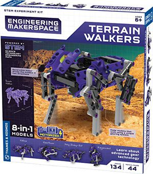 Preview thumbnail for 'Terrain Walkers