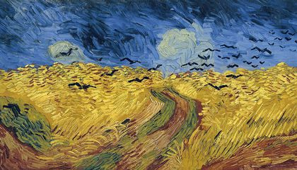 Image: Van Gogh Museum suggests artist's last painting has long been misidentified