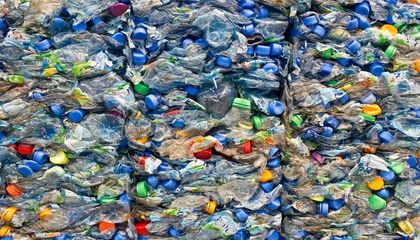 Humans Have Produced Nine Billion Tons of Plastic and Counting