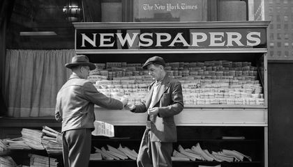How Syndicated Columns, Comics and Stories Forever Changed the News Media