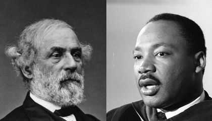 Some States Celebrate MLK Day and Robert E. Lee's Birthday on the Same Day