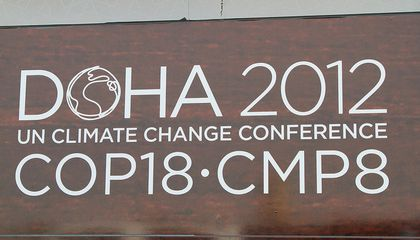 How Seriously Might Climate Negotiators Be Dooming The Rest of Us This Week?