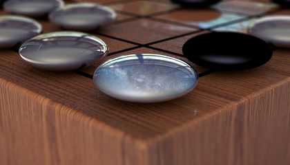 Latest AI Teaches Itself to Play Go With No Human Help