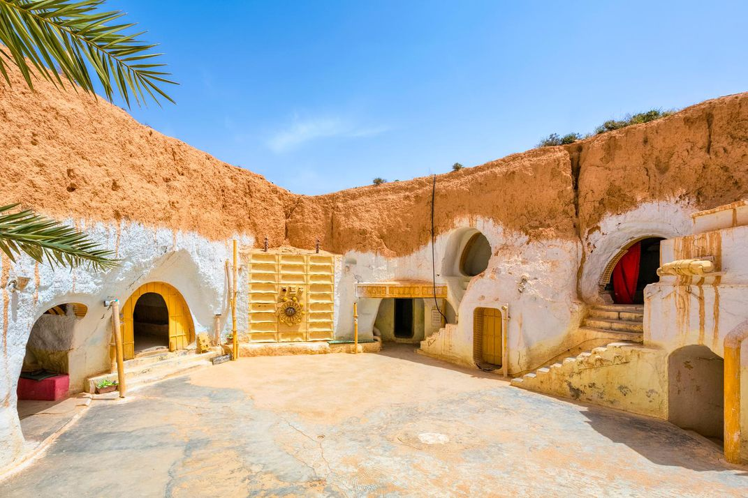 Discover The Real And Imagined Cities Of Luke Skywalker S Tatooine Sponsored Smithsonian Magazine