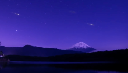 This Startup Wants to Open the 2020 Olympics With a Man-Made Meteor Shower