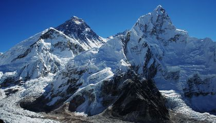 Did an Earthquake Make Mount Everest Shorter? New Expedition Aims to Find Out