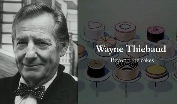 Preview thumbnail for video'Wayne Thiebaud: Beyond the Cakes