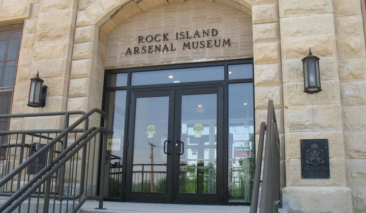 Rock Island Arsenal Museum | Museum Day | Smithsonian