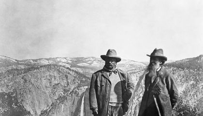 Sierra Club Grapples With Founder John Muir's Racism