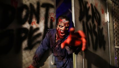 This Haunted House is Actually a Lab for Studying Fear