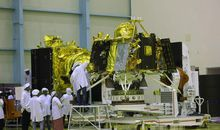 India Locates Lost Lunar Lander but Struggles to Reestablish Contact