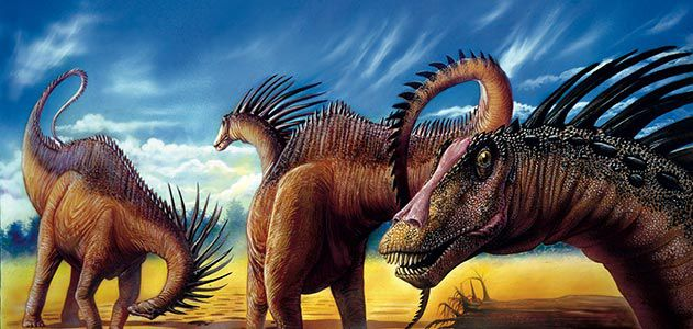 Everything You Wanted to Know About Dinosaur Sex | Science