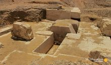 Egyptologists Open a Newly-discovered Pyramid