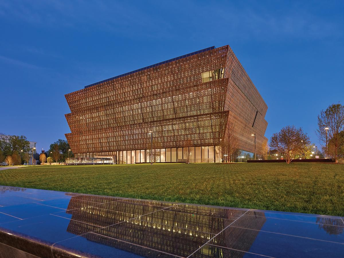 Museum Of Afro American History