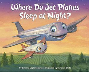 Preview thumbnail for 'Where Do Jet Planes Sleep at Night?