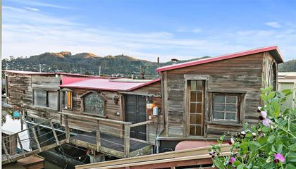 Shel Silverstein's Historic Sausalito Houseboat Is Now on Sale