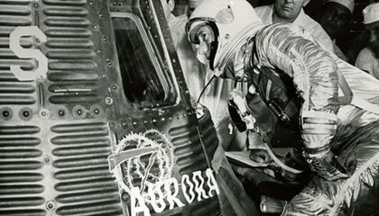 Space Was Not the Weirdest Place Scott Carpenter Ever Went