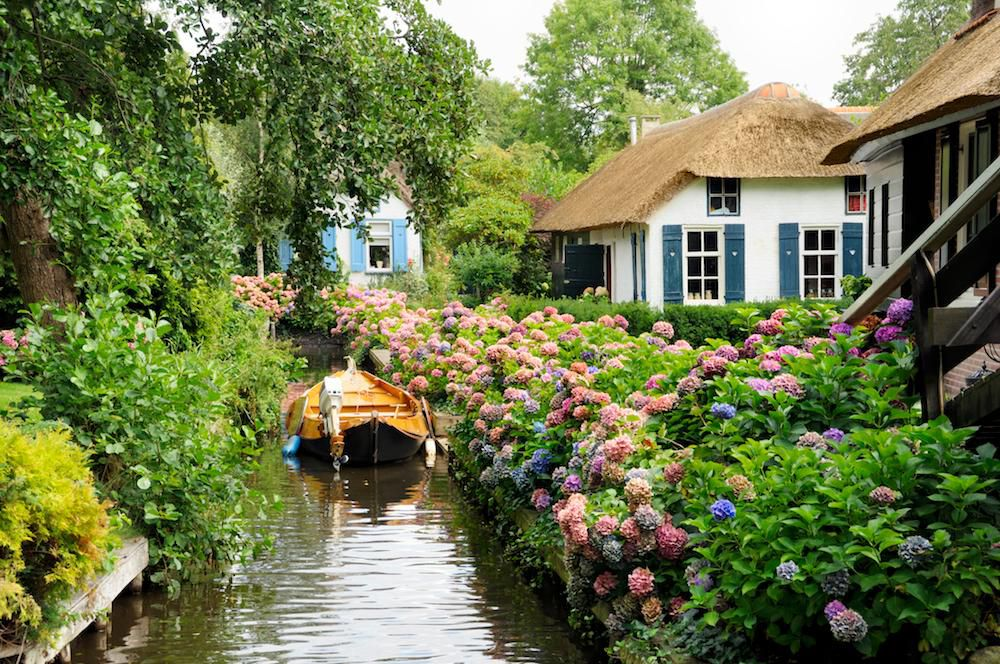 Get Lost In A Maze Of Storybook Canals In This Dutch Venice