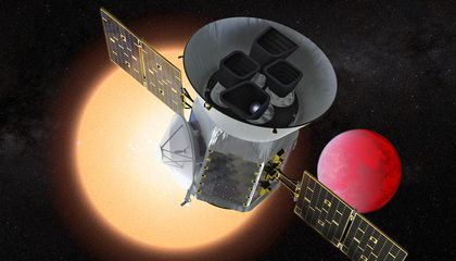 Five Things to Know About NASA's New Planet-Hunting Satellite
