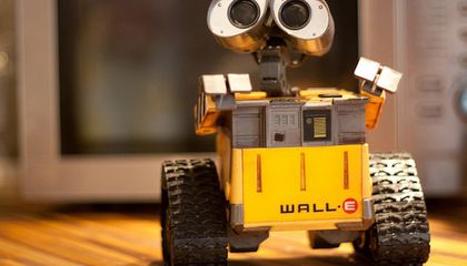 These People Build Real, Life-Sized, WALL-E Robots