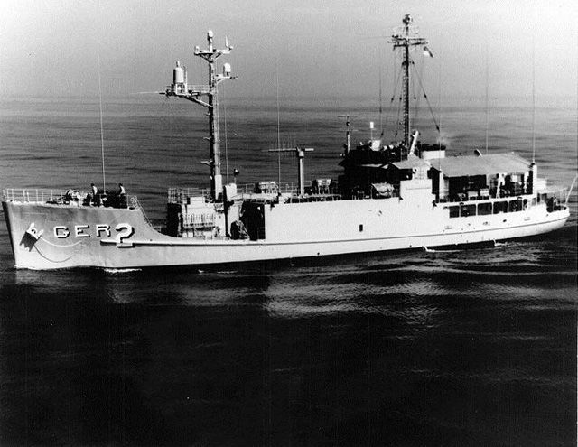 The Time the U.S. Nearly Nuked North Korea Over a Highjacked Spy Ship