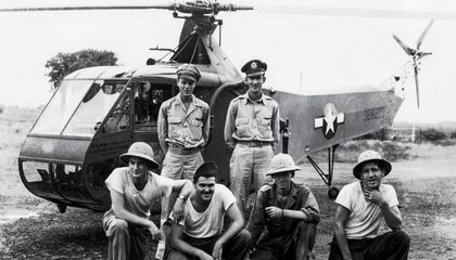 In 1940s Burma, a New Kind of Flying Machine Joined the War: The Helicopter