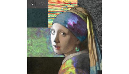 Researchers Reveal Hidden Details in Vermeer's 'Girl With a Pearl Earring'