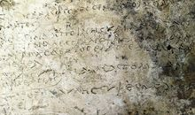 Oldest Greek Fragment of Homer Discovered on Clay Tablet