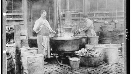 Count Rumford and the History of the Soup Kitchen