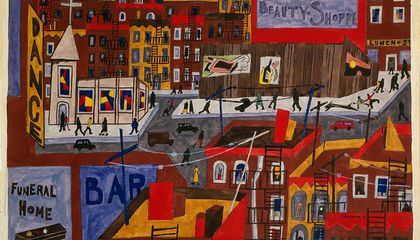 Why The Works Of Visionary Artist Jacob Lawrence Still