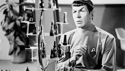 """A Smithsonian Curator Reflects on Leonard Nimoy's Passing and Why """"Star Trek"""" Fans Loved Him"""