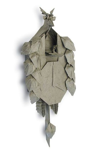 For A Time This Was The Most Complex Origami Figure Around He Says Robert J Lang