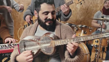 These Soulful, Soothing Armenian Songs and Instrumentals Blend East With West