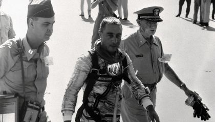 New Evidence Shows That Gus Grissom Did Not Accidentally Sink His Own Spacecraft 60 Years Ago