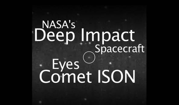 Preview thumbnail for video'Comet ISON
